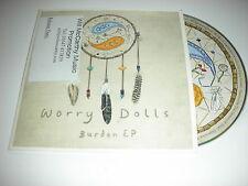 Worry Dolls - Burden EP - 4 Track