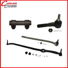4 Pc Steering Kit Ford F100 F150 F250 73-79 RWD Center Link Tie Rod Ends Sleeve