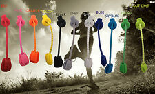 Elastic Shoe Laces For Sports,No tie lace,1 Pair for $ 5 FREE & FAST SHIPPING