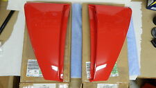 NOS 1999 FORD MUSTANG 35th ANNIVERSARY RED SIDE SCOOPS XR3Z 63279D36 BAA