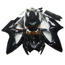 Pro Factory Painting- Fairing Kit For Suzuki GSXR600/GSXR750 K6 2006 2007 Black