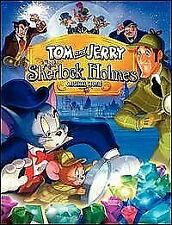 Tom And Jerry - Sherlock Holmes (DVD, 2010)