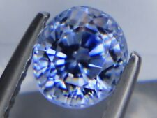 Beautiful Blue Ceylon Sapphire 1.29ct Oval 6x5.5mm Loose Natural Gemstone VS