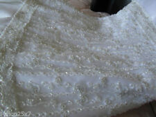 Embroidery Sleeveless 100% Silk Wedding Dresses