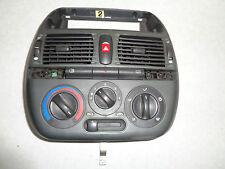 Mittelkonsole Bedienteil Heizung Schalter NSL Warnblinker Fiat Bravo 182 Bj.96
