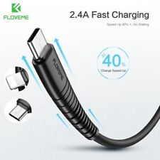 Tensile USB Lightning/Micro/type-c cable Charger Charging Data Cable For Phone
