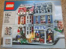 Lego Creator 10218 Pet Shop Brand New Factory Sealed *Retired*