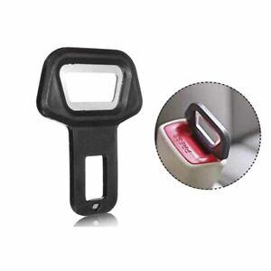 Auto Car Seat Belt Clip Safety Belt Plug Buckle Insert Alarm Stopper Accessories