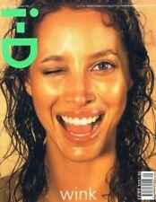 I-D MAGAZINE #190 CHRISTY TURLINGTON Zoe Bedeaux LISA RATLIFFE 'Moon Safari'