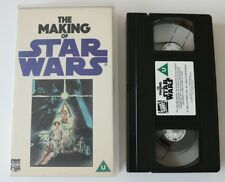 The Making of Star Wars - Vintage VHS Video - Good Condition