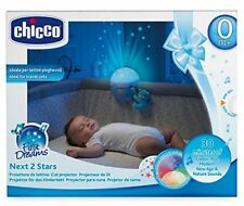 Chicco Next2 Stars Night and Sound Light Projector Blue