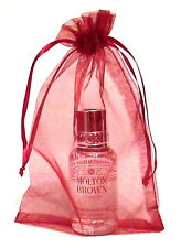 MOLTON BROWN pomegranate And Ginger Hand Wash 30ml Gift Set/wedding Favour (red)