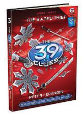 """AS NEW"" The Sword Thief (The 39 Clues - book 3), Lerangis, Peter, Book"