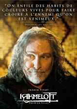 KAAMELOTT - perceval de galles - Affiche cinema 40X60 - 120x160 Movie Poster