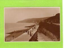 Western Parade & Beach Head Eastbourne unused RP pc Judges 584 Ref J94