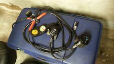Sherwood Oasis First and Second Stage Scuba Regulator  With Gauges