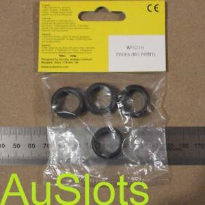 Scalextric W9216 Nissan Skyline JGTC Tyre Pack eg. C2637 C2638 C2801