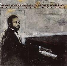 Bennie Motens Kansas City etc Basie Beginnings BRAND NEW CD