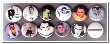 MORRISSEY Buttons Pins Badges the smiths british rock pinbacks