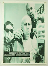 """vintage Beastie Boys Ill Communication Blowing Bubbles Black White Poster 25x35"""""""