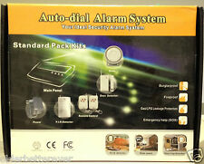 GSM SMS/MMS/IR Wired Wireless Auto Dial Home Video Alarm Security System