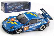Spark S3421 Porsche 997 GT3 RSR Proton Competition #63 Le Mans 2011 - 1/43 Scale