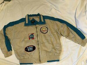 Vintage Golf Jacket Coat St Andrews Brisbane Hotel Palace Mens size Medium