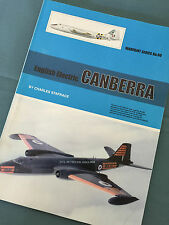 ENGLISH ELECTRIC CANBERRA Warpaint Series No. 60 Charles Stafrace