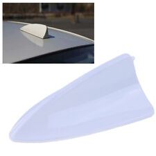 HOT Car Auto White Dummy Shark Fin Roof Aerial Decorative Antenna Universal