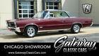 1965 Pontiac GTO  Burgundy  1965 Pontiac GTO  389 Tri-Power V8 4 speed manual Available Now!