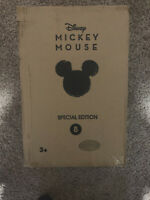 Disney D23 CAPTAIN Mickey Mouse Plush Year Of The Mouse Limited NIB In Hand