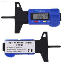 Digital Tyre Tire Thread Depth Gauge Tire Depth Gauge Tire Depth Measure Tool
