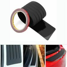 Trim Anti-scratch Guard Rubber Cover Protective Plate Car Rear Bumper Protector