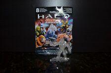 Halo Mega Bloks Series Foxtrot UNSC Clear Spartan Carter Ultra RARE SEALED