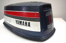 YAMAHA 5hp OUTBOARD ENGINE HOOD / COVER  - 2 STROKE - 1981