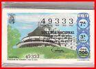 AÑO COMPLETO 1973 LOTERIA NACIONAL DEL SABADO 40 DECIMOS