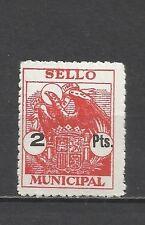 162-SELLO FISCAL LOCAL MUNICIPAL FRANCO AGUILA 2PTS**