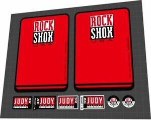 ROCKSHOX Judy XC 1997 Fork Decal Set