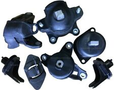 9M1511S 7pc Motor Mounts fit AUTO Trans Acura TSX 2009 - 2014 2.4L Engine Mounts