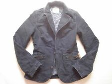 GAS women's outdoor jacket dark grey colour size s