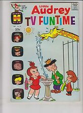 Little Audrey TV Funtime #10 VF- december 1964 - silver age harvey comics giant