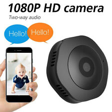 Mini Hidden Spy Camera Wireless Wifi IP HD 1080P DVR Night Vision Home Security