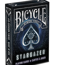 Bicycle Stargazer Playing Cards from Murphy's Magic