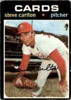1971 Topps Steve Carlton #55
