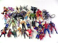 Lot de figurines vintage divers Bravestarr  AB toys DBZ Tmnt Alien DC pour pièce