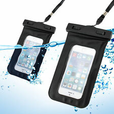 Glossy Waterproof Mobile Phone Pouches/Sleeves for Apple