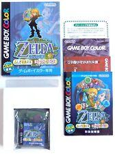 THE LEGEND OF ZELDA Oracle Of Ages Nintendo Game Boy Color GBC Jap Japan (1)
