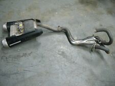 2008 Yamaha MT03 660 - Exhaust