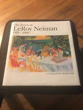 Signed Leroy Neiman THE PRINTS OF LEROY NEIMAN 1st Edition Hologram COA