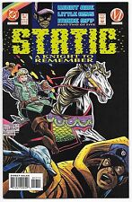 DC Comics - Static: A Knight to Remember - #17 Nov 1994